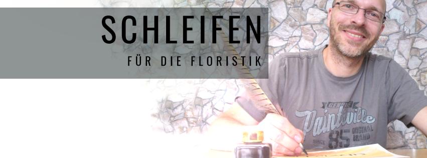 Trauerschleifen für Floristen